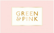 image for Green and Pink