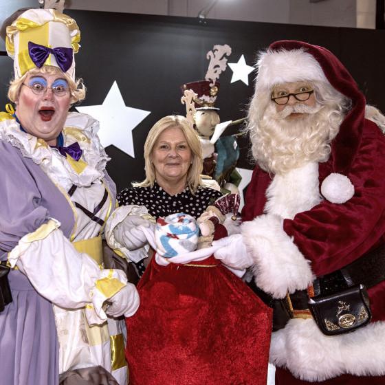 Win A Santa Sack!